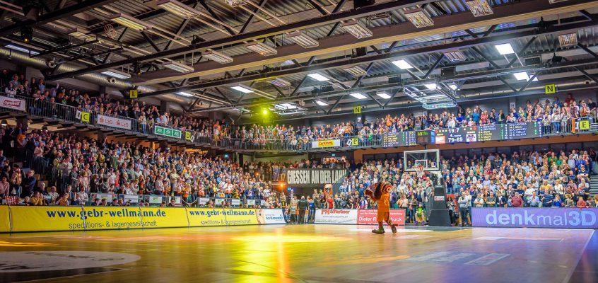 Rasta Vechta besiegt den Tabellenzweiten Gießen