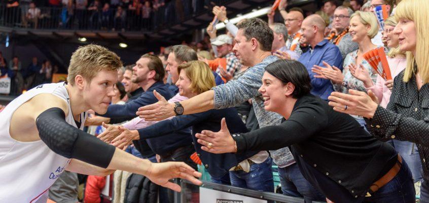 16. Spieltag: Rasta Vechta besiegt die ETB Baskets zum zweiten Mal