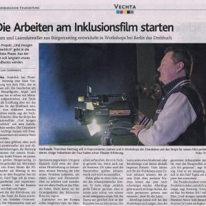 02.07.2016, Oldenburgische Volkszeitung