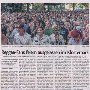 01.08.2016, Oldenburgische Volkszeitung