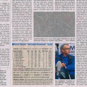 10.04.2017, Oldenburgische Volkszeitung