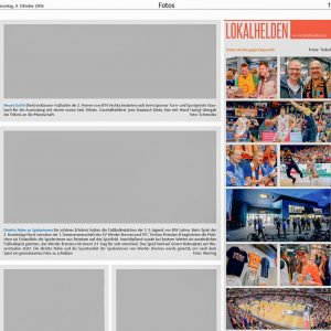 09.10.2016, Oldenburgische Volkszeitung