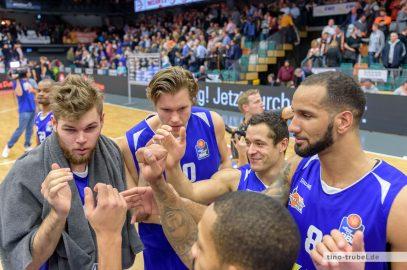BBL: Rasta Vechta unterliegt Mitaufsteiger Jena