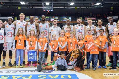 BBL: Bamberg besiegt Rasta Vechta