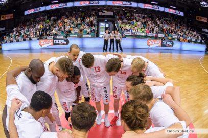ProA: Rasta Vechta gewinnt letztes Heimspiel der Preseason