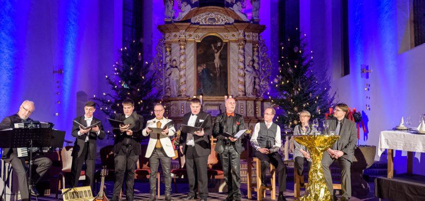 Musikalischer Jahresausklang in der Klosterkirche Vechta