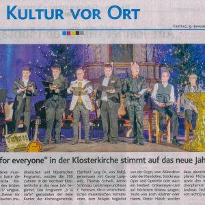 05.01.2018, Oldenburgische Volkszeitung