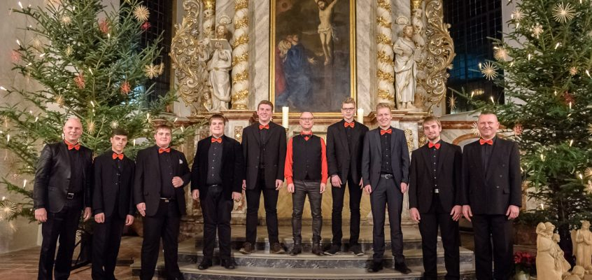 M-Voxxx gastiert in der Klosterkirche