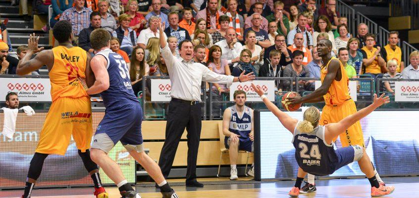 Rasta Vechta besiegt Heidelberg