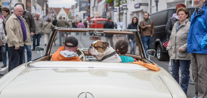 3. Südoldenburger ADAC Oldtimer-Rallye