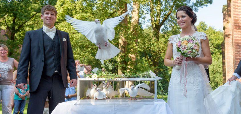 Prominente Hochzeit – Dressurreiterin Kristina Bröring-Sprehe