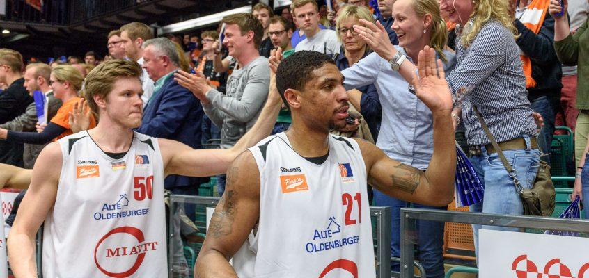 Rasta Vechta besiegt Gotha im Playoff-Halbfinalspiel 1