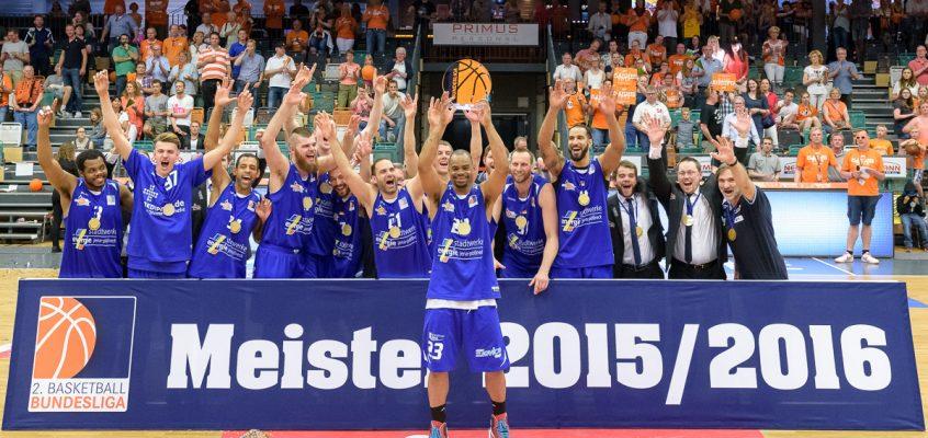Rasta Vechta besiegt Jena im Playoff-Finalrückspiel
