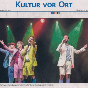 06.06.2016, Oldenburgische Volkszeitung