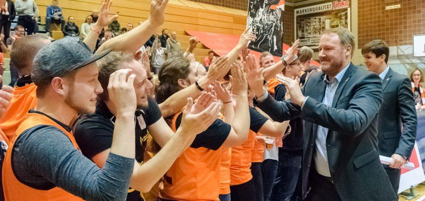 ProA: Rasta Vechta besiegt die Uni Baskets Paderborn