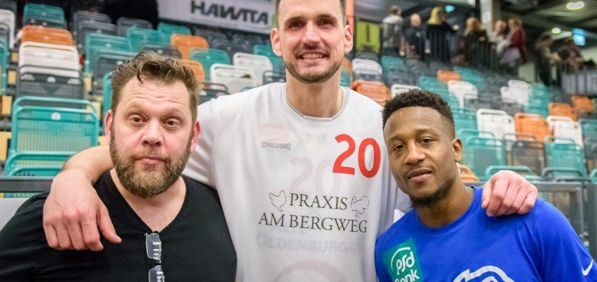 ProA: Rasta Vechta besiegt die Karlsruher Lions