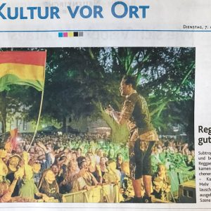 07.08.2018, Oldenburgische Volkszeitung