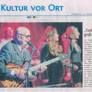 27.12.2018, Oldenburgische Volkszeitung