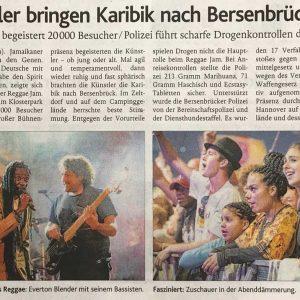 05.08.2019, Oldenburgische Volkszeitung
